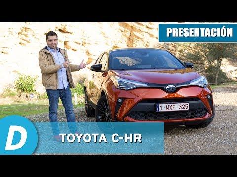 Toyota C-HR  2020 | Primera prueba | Review en español | Diariomotor