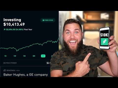 How To Consistently Grow Your Robinhood Portfolio | $10,000+ Dividend Portfolio!!!