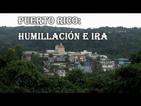 Puerto Rico: Humillación e ira - Documental de RT