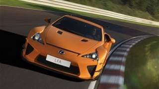 Lexus Lfa - The Complete Collection