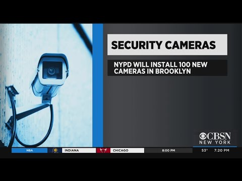 NYPD Plans To Install Dozens Of Security Cameras In Brooklyn