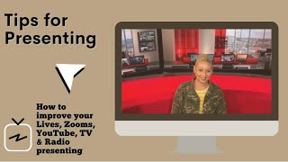 HOW TO IMPROVE YOUR LIVES, ZOOMS, YOUTUBE, COMPÈRING, TV + RADIO PRESENTING - Tanya Louise
