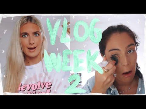 VLOG WEEK DAY 2 woooooooooo!!! | Sophia and Cinzia thumbnail