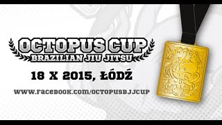 Octopus Cup: Leszek Pawlęga vs Kamil Chudecki (1/2) finału brązowe/czarne pasy 70 kg