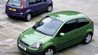 Подержанные Aвто | Ford Fiesta 2008