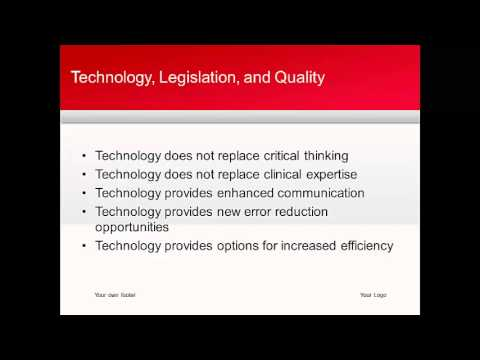 Fall 2013 Week 1 Lecture 2 - What is Healthcare Quality?