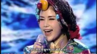 Tibetan Song | Beautiful Tibetan Girls | Sonam Wangmo