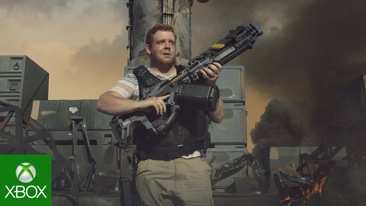 "Official Call of Duty®: Black Ops III Live Action Trailer - ""Seize Glory"""
