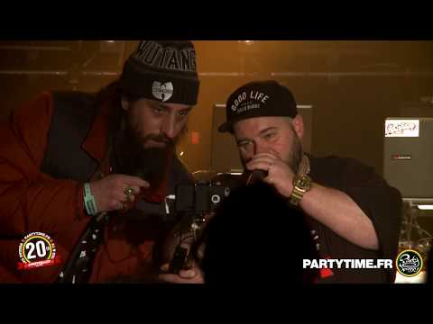 Legal Shot & Soul Stereo PART 1 at Party Time Birthday Bash 20th - 16 DEC 2017