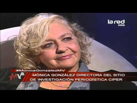Mónica González y su opinión sobre el periodismo