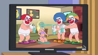 family guy clown porn
