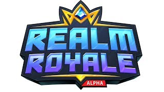 🔴 REALM ROYALE LIVE STREAM #1 - Me & Deva Going In For The Kill! (Duos)