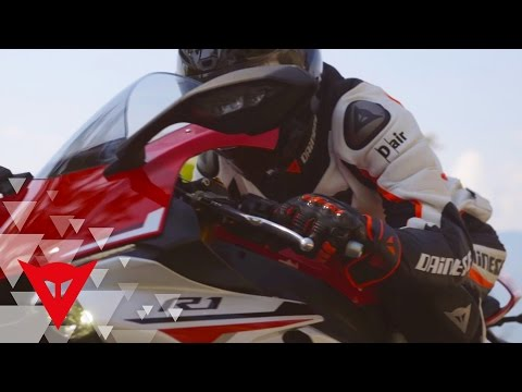 Misano 1000 Motorcycle Airbag Jacket Auto Inflates When It Detects A Crash (video)