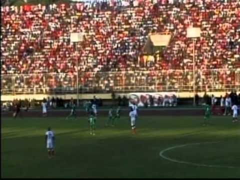 CAF CUP Qualifiers Liberia Vs. Nigeria Part 1 thumbnail