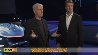 James Cameron and the relationship between Avatar and Mercedes - Electric Motor News n° 1 (2020)