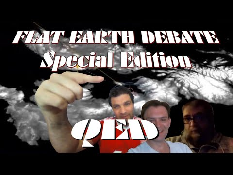 Flat Earth Debate Special Edition - Isle Of Man Model