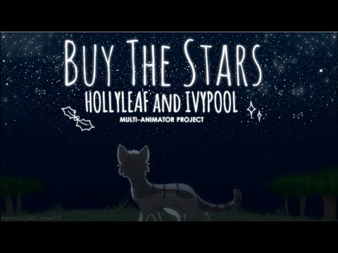 ☆buy-the-stars-|-hollyleaf-&-ivypool-|-warriors-map☆