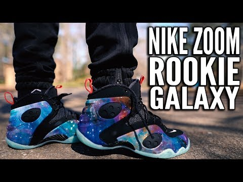 2019 NIKE ZOOM ROOKIE GALAXY REVIEW AND