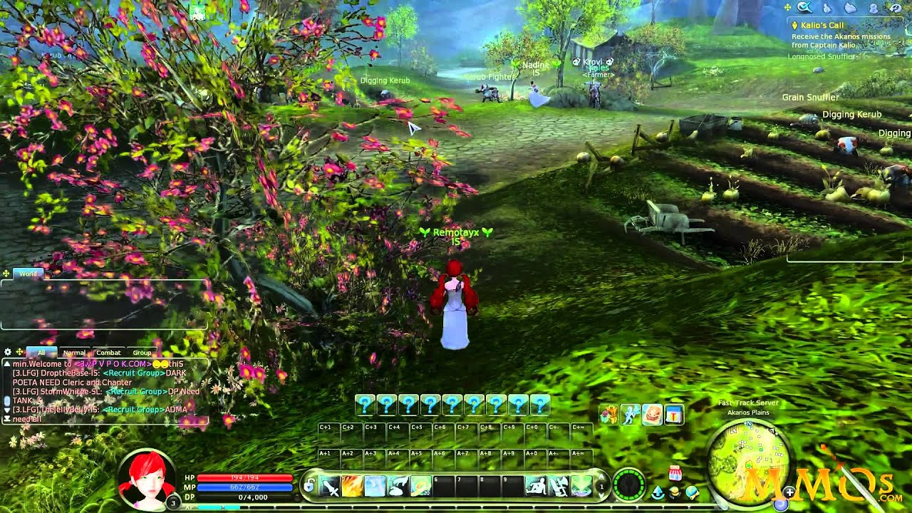 Aion Gameplay First Look HD - MMOs.com