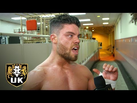 Jordan Devlin says no more Finn Bálor: NXT UK Exclusive, Jan. 23, 2019