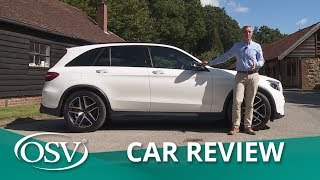 Mercedes AMG GLC 63 2018 In-Depth Review   OSV