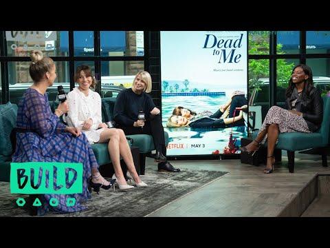 "Christina Applegate, Linda Cardellini & Liz Feldman Discuss Their Netflix Series, ""Dead To Me"""