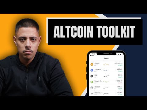 Altcoin Cycle Trading Tool Kit (Everything You Need)