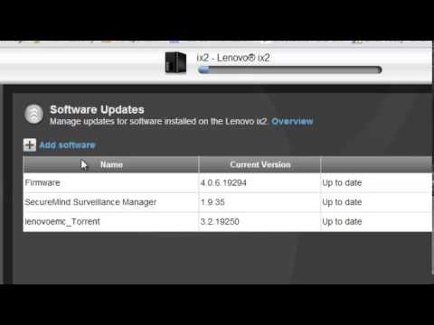 Lenovo 70a69003ea (b) iomega ix2 network storage 2-bay diskless.