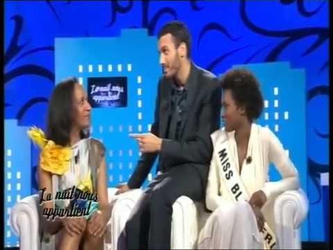 Vincent McDoom & Miss Black France 2012  - La nuit nous appartient