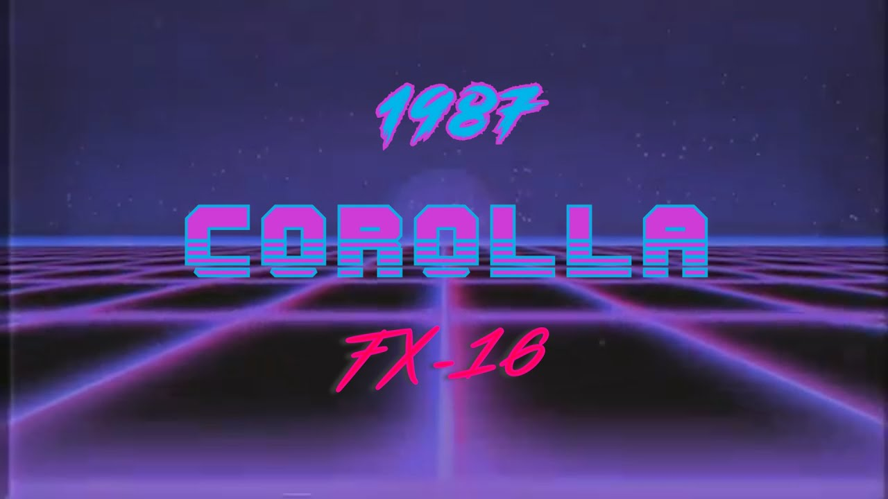 Project Corolla: Episode 1