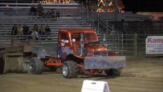 2010 Plymouth Truck & Tractor Pulls - Amador County Fair (Country Modified)