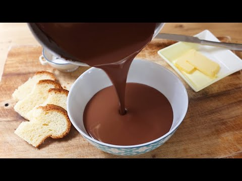 How To Make A French Breakfast Hot Chocolate At Home