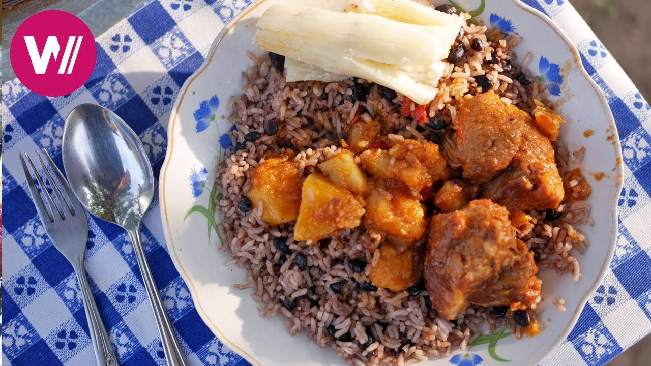 Cuba - Rice and pork: the basis of the Cuban cuisine | What's cookin'