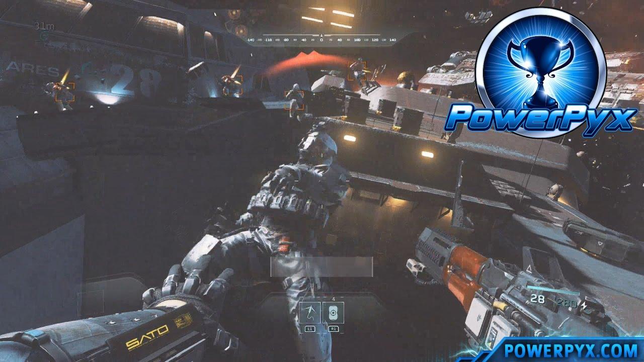 Call of Duty Infinite Warfare Trophy Guide & Roadmap