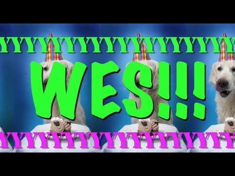 happy-birthday-wes!---epic-happy-birthday-song