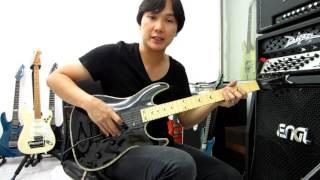 อ โอ ร ว วก ตาร ไฟฟ า dean guitars vn f cbk vendetta floyd electric guitar classic black