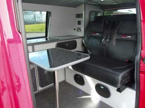 VW Transporter T5 Luxury Sportline Campervan Conversion