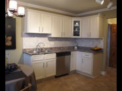 Kitchen Cabinet Refinishing Cost Mississaga, Refinishing Kitchen Cabinet  Cost