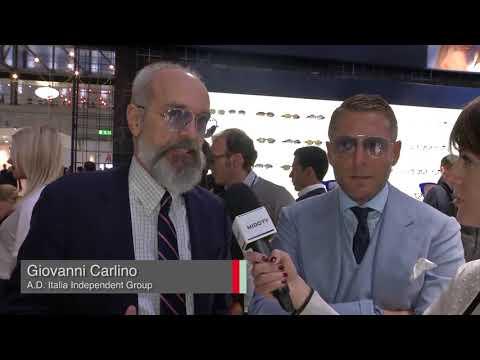 Italia Independent Group - Lapo Elkann e Giovanni Carlino