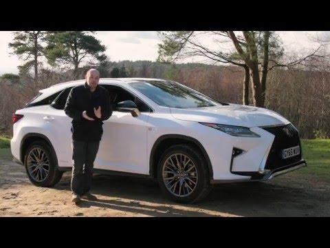 autocar car first drives review premier rx lexus