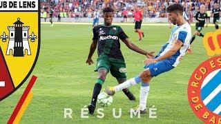 Le résumé de Lens - Espanyol Barcelone en amical