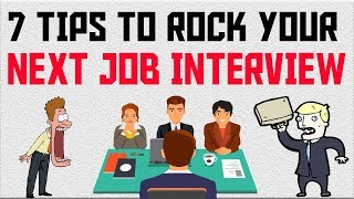 7 Interview tips to help you in your next job interview | How to prepare for a job interview