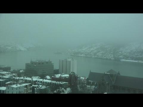 St. John's, Newfoundland Harbour Webcam