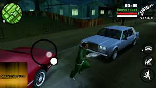 Gta sa android Gameplay By Mysterious Cases