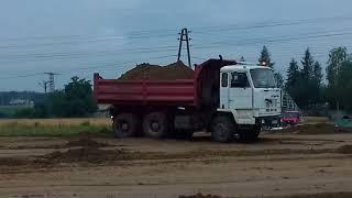 Jelcz budowa drogi Tychy 2018