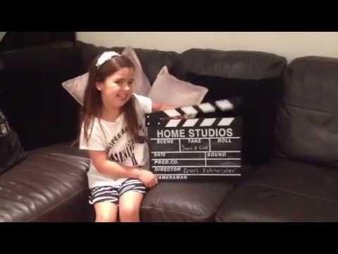"Sophia Grace Talks ""Sam & Cat"" , The New Nickelodeon Show. | Sophia Grace"