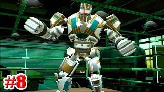"""КАК ВЫБИТЬ РОБОТА БЕСПЛАТНО?!! """"CAMELOT"""" Real Steel World Robot Boxing (ЖИВАЯ СТАЛЬ) (8 эпизод)"""