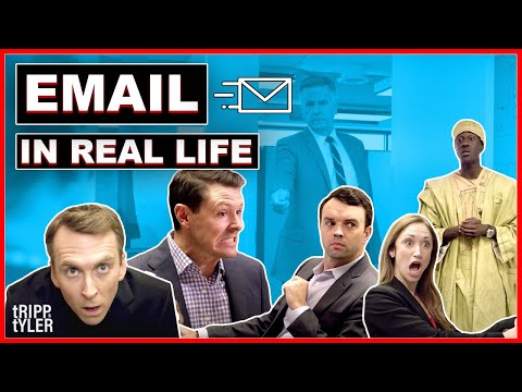 Email in Real Life from YouTube · Duration:  3 minutes 23 seconds