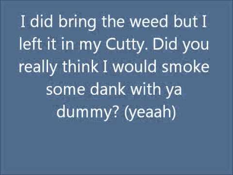 Andre Nickatina - Smoke Dope and Rap LYRICS!