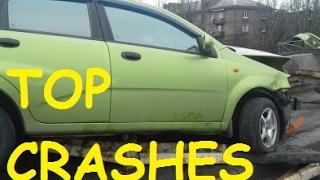 TOP Crashes Car Crash Compilation 06.02.2017